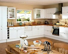 Luxury Kitchen Designs by Character in Chesterfield Derbyshire